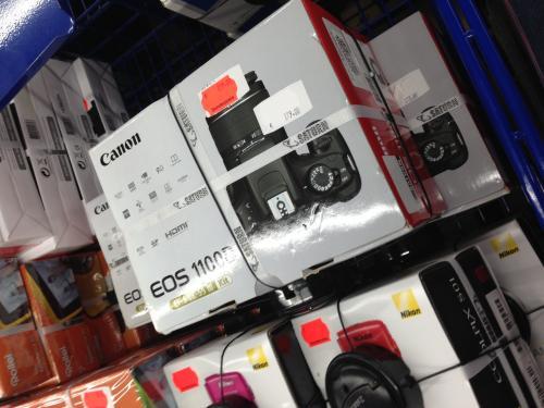 (lokal Gelsenkirchen) Canon EOS 1100d Kit mit objektiv