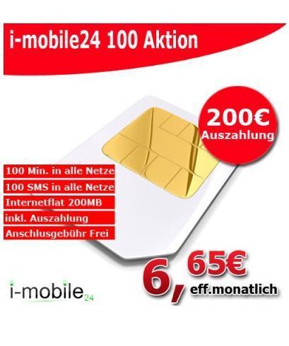 Für wenig Telefonierer effektiv 6,65€ monatlich