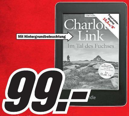 [lokal] Kindle Paperwhite E-Book Reader bei Media Markt in/um Hamburg