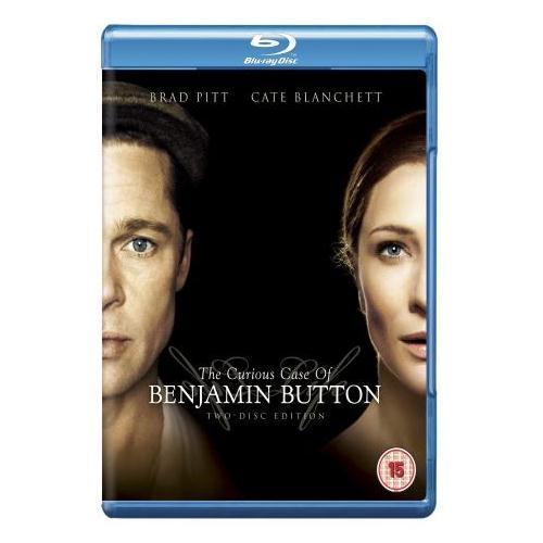 Blu-Ray - Der seltsame Fall des Benjamin Button für €6,97 [@TheHut.com]