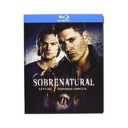 Supernatural, Season 7, Deutsch [Blu-ray]