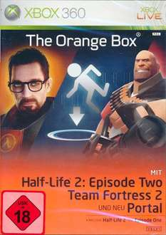 WoV: Half Life 2: The Orange Box - XBox360 (in Filiale)