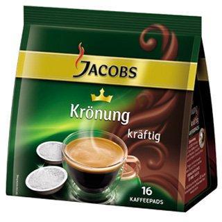 (Lokal) MM Singen Jacobs 16 Kaffeepads verschiedene Sorten für 1€, 1kg Saeco Kaffee für 7€!