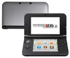 Nintendo™ - 3DS XL Konsole (Rot, Silber, Blau) für €153,54 [@Amazon.it]
