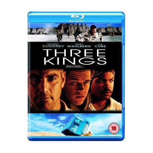 Blu-Ray - Three Kings für €6,98 [@TheHut.com]