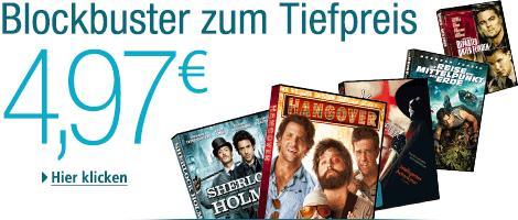 [Amazon] 634 DVDs momentan auf 4,97€ reduziert