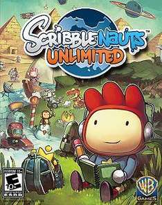 [Steam] Scribblenauts Unlimited für ca. 6,78€ (Amazon.com)