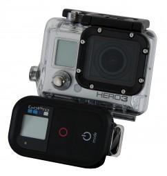 GoPro Hero3 Black Edition Adeventure Action Cam für € 379 anstatt € 429