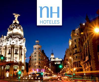 NH Hoteles Spanien