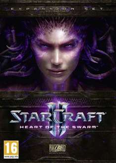 Starcraft 2: Heart of the Swarm für 26,95 € @ Thehut