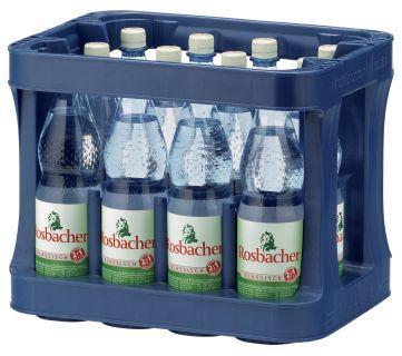 [Lokal?] 2 Rosbacher Wasser kaufen + 1 GRATIS