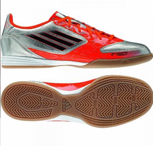 Adidas F10 Adizero IN Hallenschuhe @sport-fleck.de 10€ Gutschein = 24,94€