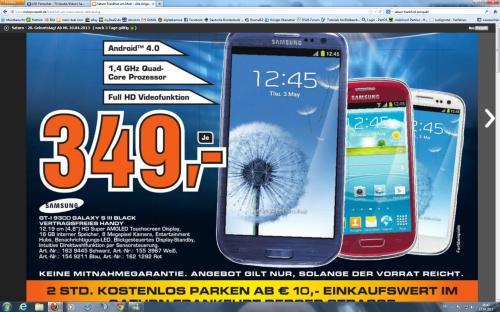 Samsung Galaxy S3 349