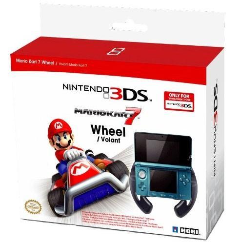 Nintendo™ - 3DS Mario Kart 7 Wheel für €5,99 [@Buecher.de]