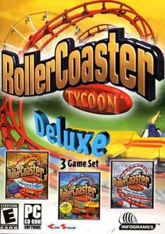 Rollercoaster Tycoon Deluxe @ Gamersgate (DRM-frei)
