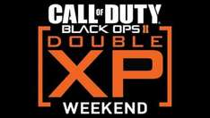 Call of Duty Black Ops 2 Double XP Weekend