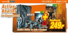 [LOKAL] expert TeVi Neuötting: XBOX 360 S 320GB Halo-Bundle > 249.-€