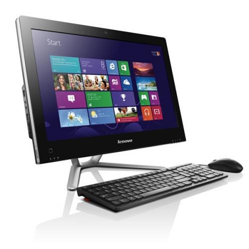 All-in-One PC Lenovo Essential C345 VEQ1BGE (schwarz oder weiß) für 399€ inkl. Versand