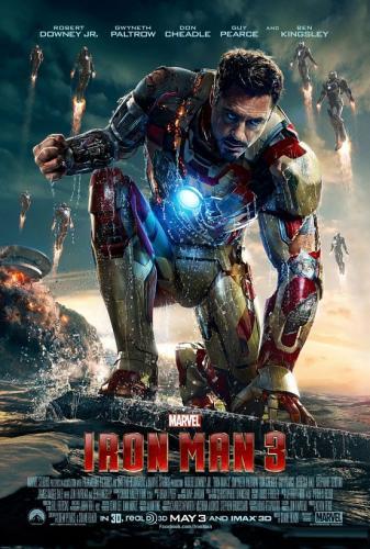 Günstig ins Kino zu: Iron Man 3 (jeder 3. Anruf gewinnt....)