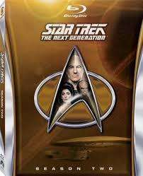 [Blu-ray] Star Trek: The Next Generation - Season 1+2 für je 31,18 €, zzgl. Versandkosten @amazon.it