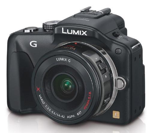 PANASONIC Lumix DMC-G3 + Objektiv X Vario 14-42mm für 351,99 (statt 568), mit qipu evtl. 341,43