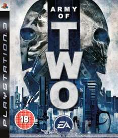PS3 - Army of Two (Platinum Edition) für €14,75 [@TheHut.com]