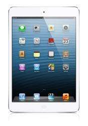 [24mobile] Apple iPad Mini Wifi + Cellular 16GB 7,9 Zoll in weiss inkl. Base Internet Flat für insgesamt 363 €