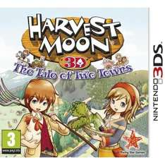 (UK) Harvest Moon: A Tale of Two Towns [Nintendo 3DS] für 15.78€ @ TheHut