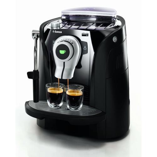 Saeco Black Go Kaffeevollautomat für 237,13 € @Amazon.it