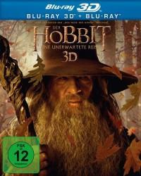 Der Hobbit BluRay 3D für 24,65 € bei buch.de