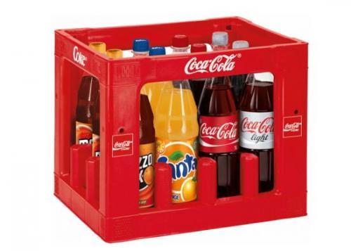 Coca Cola Kombikiste [Edeka Struve, Hamburg, nur lokal?]