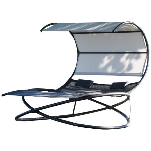 Amazon ! Leco Komfort Sonnenliege für 2 Personen. kostenloser Versand  -49%