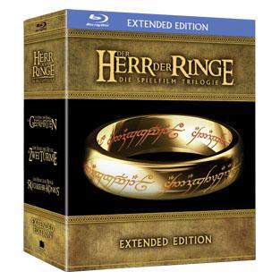 Der Herr der Ringe - Extended Edition [Blu-ray Box] bei real in der 17. KW
