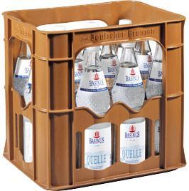 [Kaufland] Ein KASTEN Basinus Wasser 12x 0,7 Liter für 0,84 EUR