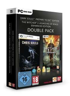 (PC) Double Pack: The Witcher 2: Enhanced Edition + Dark Souls: Prepare to die Edition bei Amazon