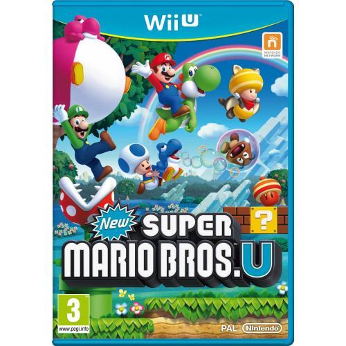 New Super Mario Bros U für die Wii U @amazon.it