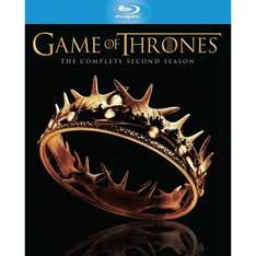 Game of Thrones Staffel 2 [BD/DVD]. Amazon zieht mit.
