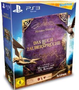 PS3 : WONDERBOOK - Buch der Zaubersprüche / 9,99 + 3,99 Versand