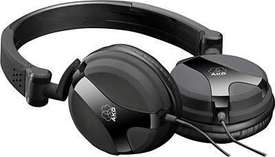 Amazon - AKG Acoustics K 518 DJ Kopfhörer schwarz