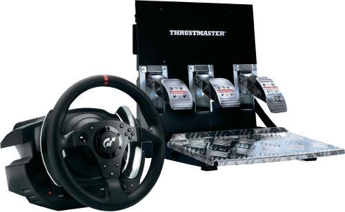 Thrustmaster Ferrari F1 Wheel Integral T500 - Lenkrad- und Pedale-Set PS3