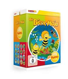(Amazon) Die Biene Maja - Komplettbox [16 DVDs] für 54,97 €