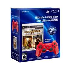 [PS3] God of War: Origins Collection - Ultimate Combo Pack (inkl. Original Controller) (NEU & OVP) USK18