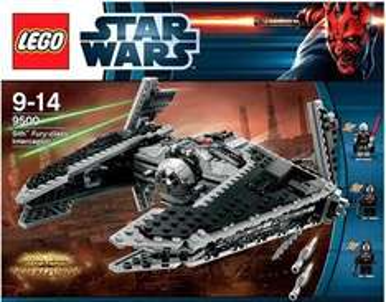 [CONRAD.DE] LEGO Star Wars 9500 Sith Fury-class Interceptor für nur 50,20 EUR