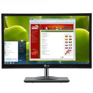 """LG M2382D-PZ - 23"""" FullHD-IPS-Monitor mit integriertem DVB-T-/C-Tuner für 149,- inkl. Versand @ Redcoon"""