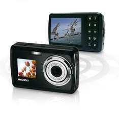 "HYUNDAI L5127 Digitalkamera ""Double Display"" 5 MP für nur 24,99 EUR inkl. Versand"