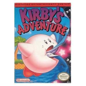 Kirby's Adventure für Wii U im eShop - Sonderangebot bis 17.05.13: 0,30 € statt 4,99 €