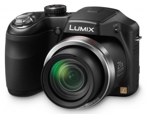 Panasonic Lumix DMC-LZ20 bei Redcoon für nur 115,- € und für nur 113,58 € bei Amazon.co.uk