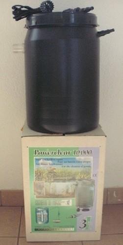 Gartenteichfilter für nur 99 EUR