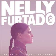 "CD - Nelly Furtado ""The Spirit Indestructible"" für €2,89 [@Wowhd.co.uk]"