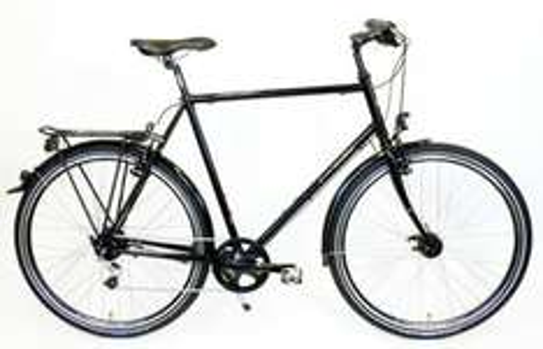 """Trekking Rad """"Kieler Manufaktur Reynolds 8A"""" mit Schimano Alfine Nabenschaltung"""
